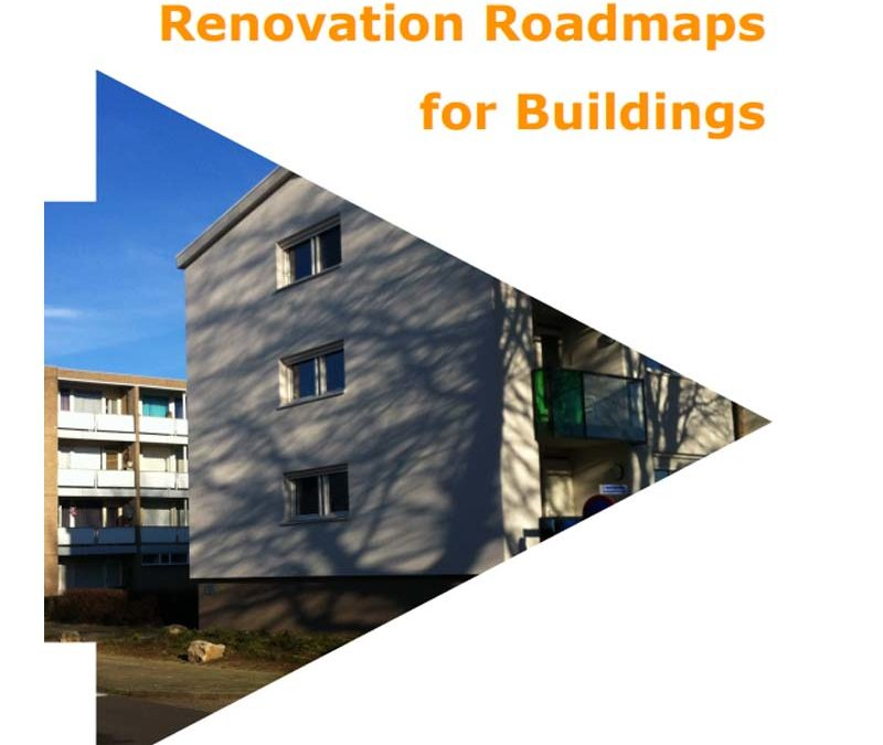 Renovation Roadmaps for Buildings